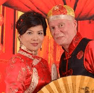 Andy & Enxiang get China Marriage Visa